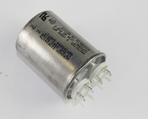 Picture of Z23P2417N AEROVOX capacitor 17.5uF 240V Application Motor Run