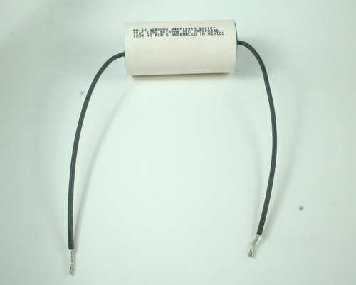Picture of W46A1240M AEROVOX capacitor 40uF 120V Application Motor Run