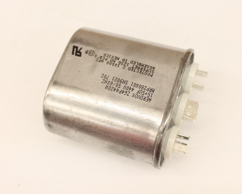 Picture of Z64P4420W31 AEROVOX capacitor 15uF 440V Application Motor Run