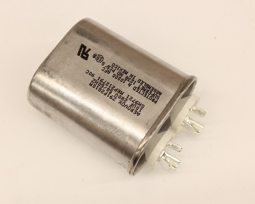 Picture of Z91P2810M AEROVOX capacitor 10uF 280V Application Motor Run