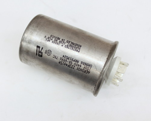 Picture of Z23P4415M52 AEROVOX capacitor 15uF 370V Application Motor Run