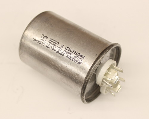 Picture of Z23P4410M43 AEROVOX capacitor 10uF 440V Application Motor Run