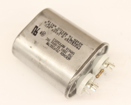 Picture of Z91P2807M26 AEROVOX capacitor 7uF 280V Application Motor Run