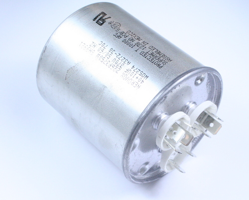 Picture of Z26P3750W38 AEROVOX capacitor 40uF 370V Application Motor Run