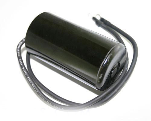 Picture of 014-0038-03 AERO-M capacitor 42uF 250V Application Motor Start