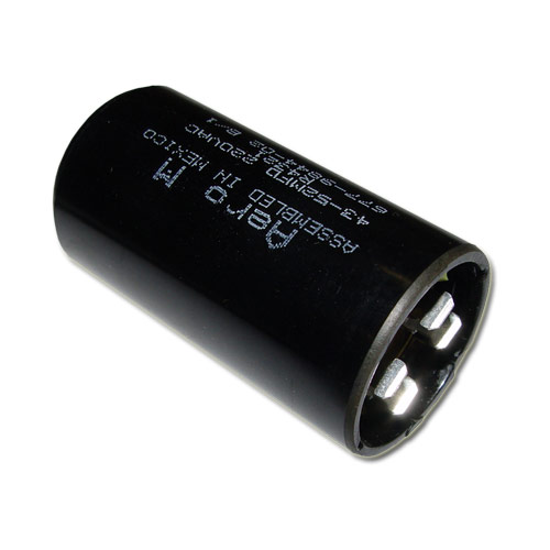 Picture of PSU7265A AERO-M capacitor 72uF 165V Application Motor Start