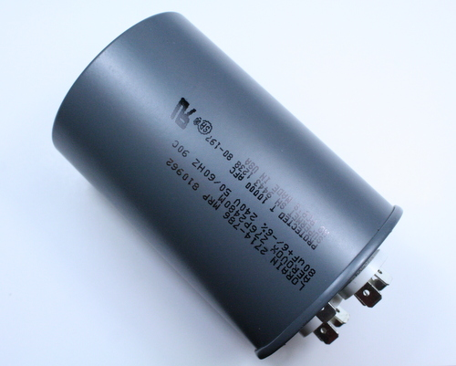 Picture of Z76P2480M AEROVOX capacitor 80uF 240V Application Motor Run