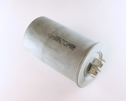 M26p3775m00 Aerovox Capacitor 75uf 370v Application Motor