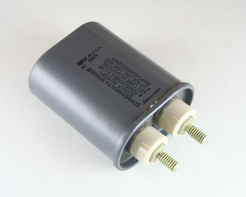 Picture of 366P105X9500A24PX SPRAGUE capacitor 1uF 500V Application Motor Run