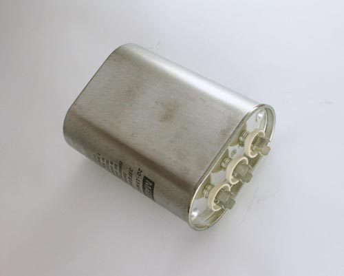 Picture of 38FB442015 MALLORY capacitor 20uF 440V Application Motor Run