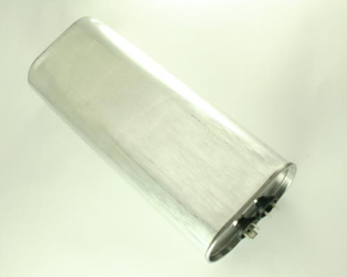 Picture of 97F7003 GENERAL ELECTRIC capacitor 120uF 208V Application Motor Run