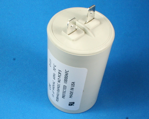 Picture of PDB44U106M2C CDE capacitor 10uF 440V Application Motor Run