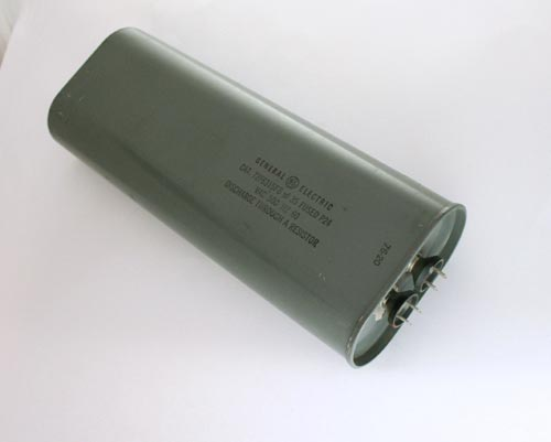 Picture of 72F6315FB GENERAL ELECTRIC capacitor 35uF 500V Application Motor Run