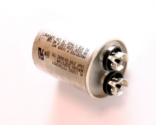 Picture of Z23P3710M AEROVOX capacitor 10uF 370V Application Motor Run