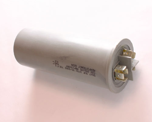 1x 50uf 370vac motor run start capacitor 50 for Mallory ac motor starting capacitor