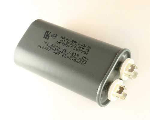 Picture of H50R6608SL AEROVOX capacitor 8uF 660V Application Motor Run