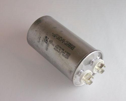 1x 20uF 440Vac Motor Run Capacitor 440V AC 20mfd 440 Votls Pump Unit