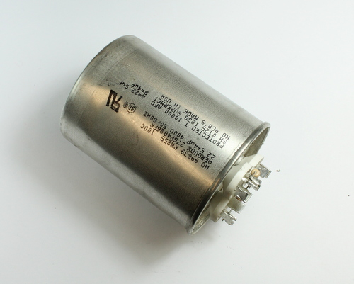 Picture of Z76P4026F23A3 AEROVOX capacitor 22.5uF 400V Application Motor Run