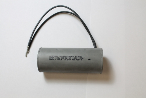 Picture of T40H4010B06R AEROVOX capacitor 10uF 400V Application Motor Run