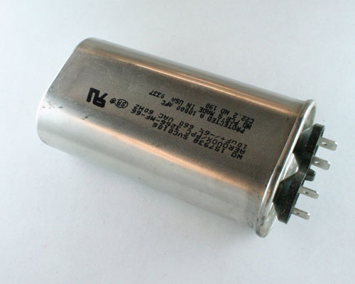 Picture of 3266-MF-66 AEROVOX capacitor 10uF 660V Application Motor Run