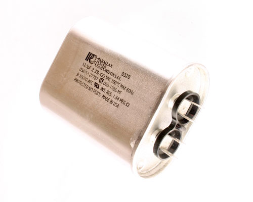 Picture of 058-52-27787 PPC capacitor 12.5uF 435V Application Motor Run