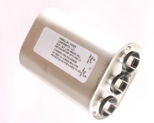 Picture of 005-3744-MF-CPR PPC capacitor 16uF 480V Application Motor Run