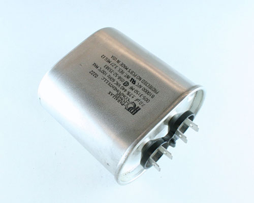 Picture of 005-3150MF PPC capacitor 7uF 440V Application Motor Run