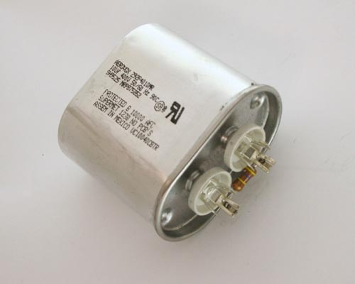Picture of Z92P4010MR AEROVOX capacitor 10uF 400V Application Motor Run