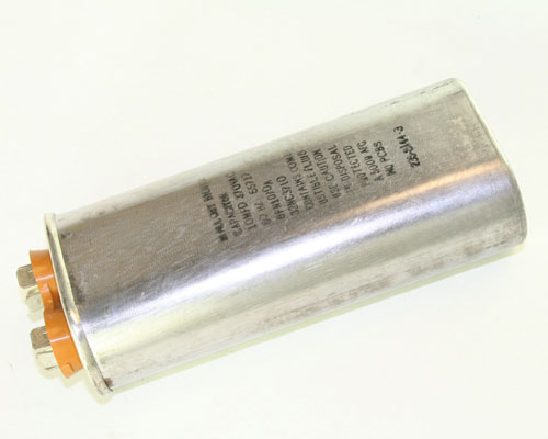 Picture of OPN1070A MALLORY capacitor 10uF 370V Application Motor Run