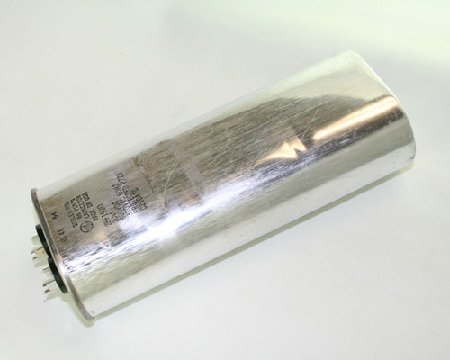 Picture of 28F1920 GENERAL ELECTRIC capacitor 20uF 600V Application Motor Run