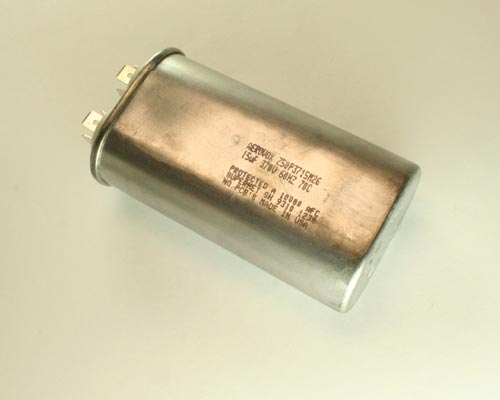 Picture of Z50P3715M26 AEROVOX capacitor 15uF 370V Application Motor Run