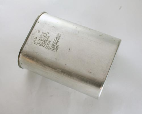 Picture of 23L6088 GE capacitor 6uF 1000V Application Motor Run