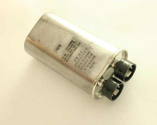 Picture of SMA210.95-K14R BYAB capacitor 0.95uF 2100V Application Motor Run