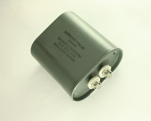 Picture of Z62P3750E22 AEROVOX capacitor 50uF 370V Application Motor Run
