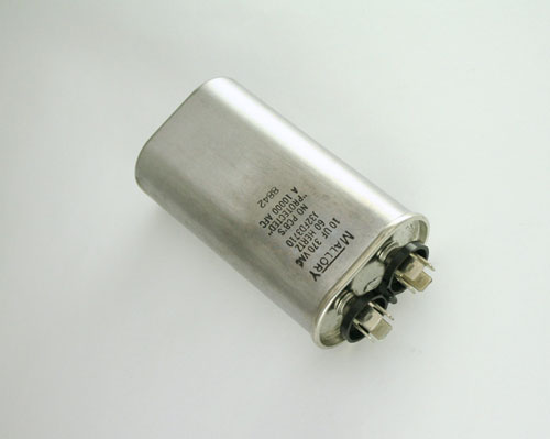 Picture of J32FD3710 MALLORY capacitor 10uF 370V Application Motor Run
