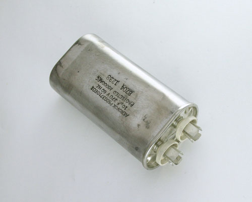 Picture of P50G3710EO1 AEROVOX capacitor 10uF 370V Application Motor Run