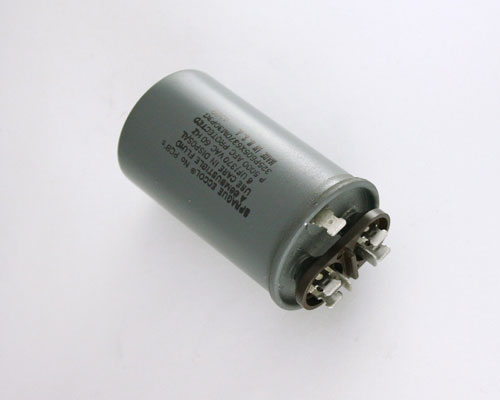 Picture of 325P605X6370M30P3G SPRAGUE capacitor 6uF 370V Application Motor Run