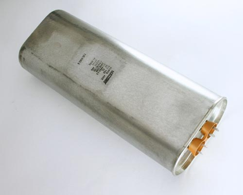 Picture of 38N83360 MALLORY capacitor 60uF 330V Application Motor Run