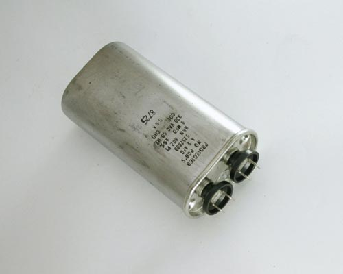 Picture of KKN802P1 CDE capacitor 8uF 330V Application Motor Run