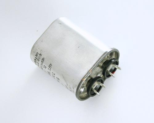 Picture of AC5M330V BYAB capacitor 5uF 330V Application Motor Run