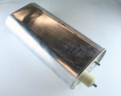 Picture of 28F2005 GE capacitor 8uF 4000V Application Motor Run
