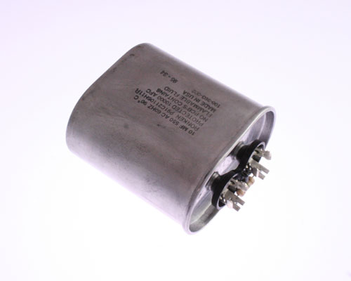 Picture of P91C21106H11R RONKEN capacitor 10uF 550V Application Motor Run