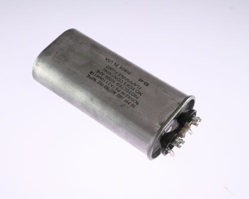 Picture of P61A21106H11R RONKEN capacitor 10uF 550V Application Motor Run