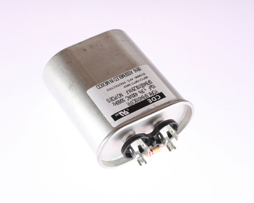 Picture of SFB40SL291K-F CDE capacitor 10uF 400V Application Motor Run