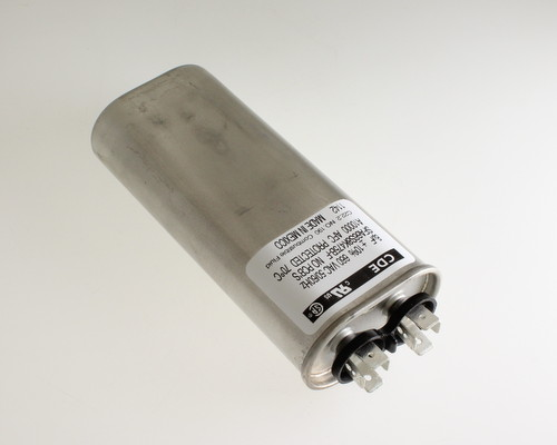 Picture of SFA66S8K475B-F CDE capacitor 8uF 660V Application Motor Run