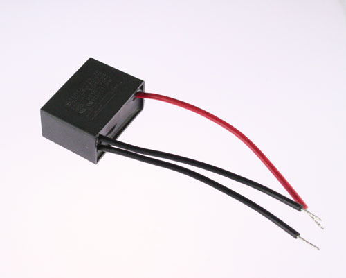 Picture of MCTCE250V3.5&1.5K39X29X19 MULTICOMP capacitor 3.5uF 250V Application Motor Run