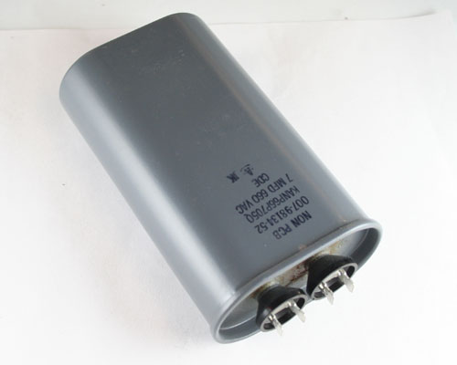 Picture of KANP66P705Q CDE capacitor 7uF 660V Application Motor Run