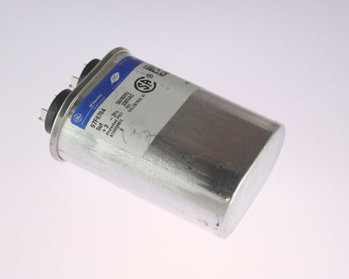 Picture of 97F6764 GENERAL ELECTRIC capacitor 5uF 330V Application Motor Run