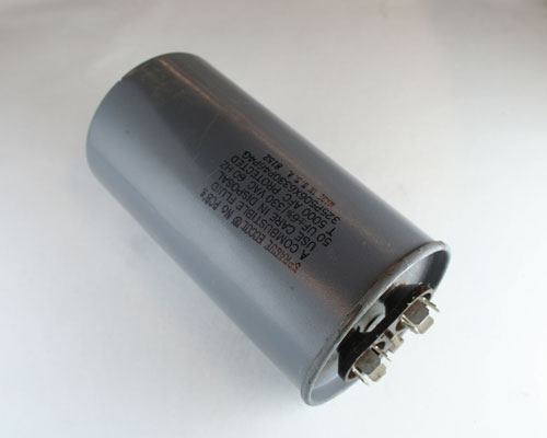 Picture of 325P506X6330P46P4G SPRAGUE capacitor 50uF 330V Application Motor Run