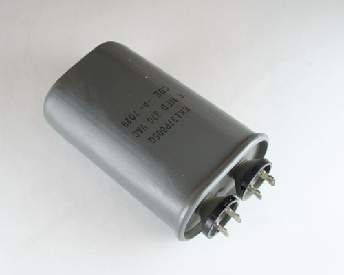 Picture of KKL37P605Q CDE capacitor 6uF 370V Application Motor Run